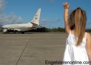 Goodbye -engelsleren