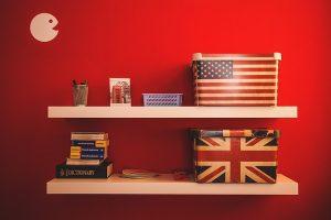 Verschil Brits Amerikaans Engels